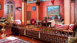 видео Марокканский интерьер и марокканский стиль в дизайне и архитектуре.