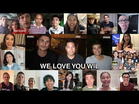 FOR YOU (HAPPY BIRTHDAY WIL DASOVICH)
