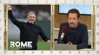Joe Montana talks Favorite NFL Quarterbacks | The Jim Rome Show