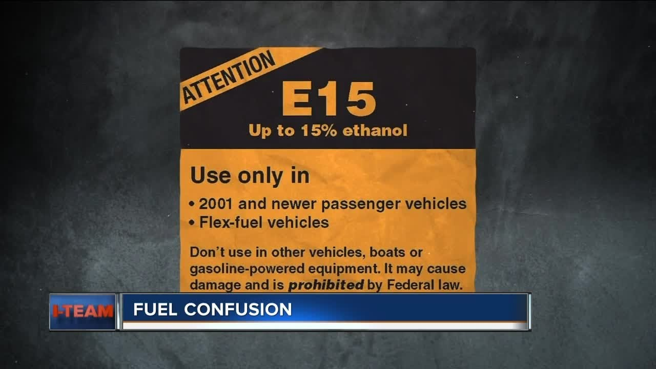 Download New E15 gas fueling confusion at the pump