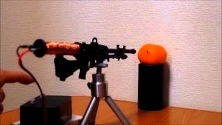 powered up coil gun for i sobot