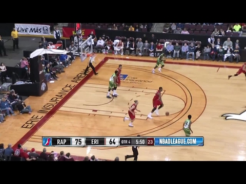 Edy Tavares with 12 Blocks against the BayHawks