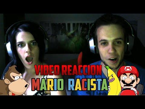 YUGO Y YAIMA VÍDEO REACCIÓN   MARIO RACISTA