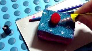Cake squishy tutorial Thumbnail