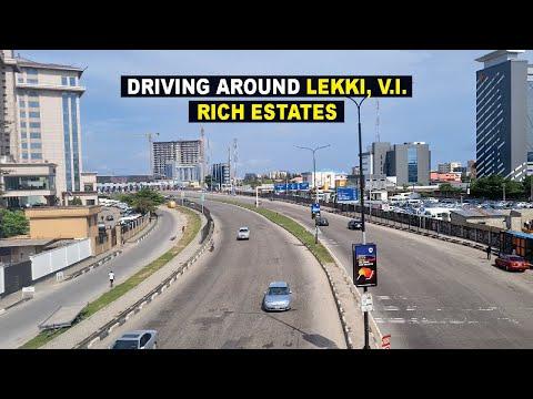 Driving Around Lekki, Victoria Island, Lagos Island, Oshodi & Airport Road, Tips On Driving In Lagos