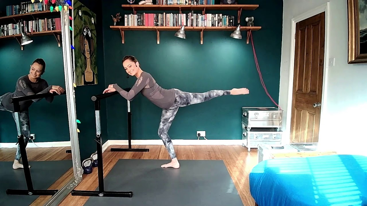Barre Fitness - Nov 2020