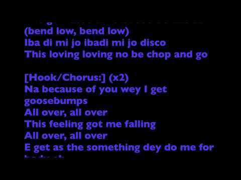 Tiwa Savage All Over Lyric Video