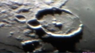 042 Moon Musings - Experiment with new auto focus camera with zoom control