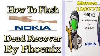How to Flash Nokia ALL MOBILE via USB Cable Without Box Urdu/Hindi |HOW TO FLASH