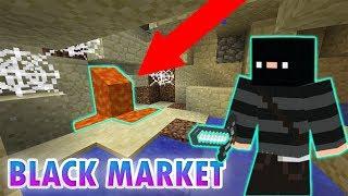 HEMMELIGT BLACK MARKET! - Globus S2 #2