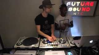Futurebound NYC: Deephouse, Techno and Techhouse DJ Mix by Peter Munch Sep. 28th 2012 Part (3/3)