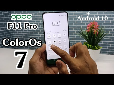 Oppo F11/F11pro Android 10 + ColorOs 7 Official Update | AllStuff