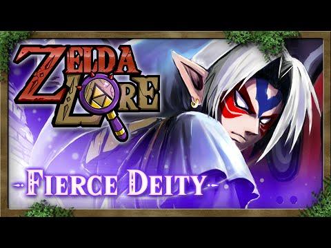 Fierce Deity - Zelda Lore