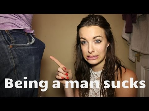 Being a Man Sucks....10 Reasons Why