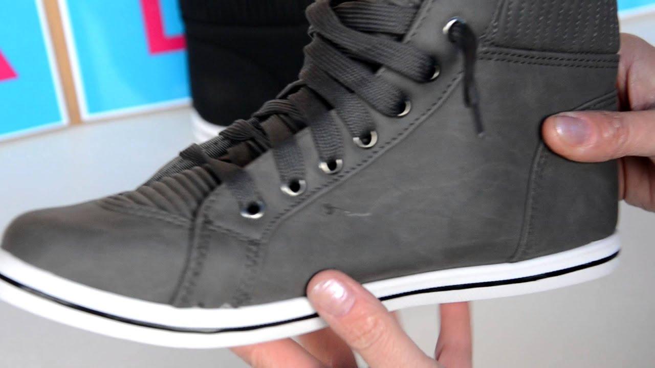 фото завышенные кроссовки