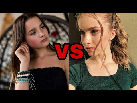 Annie LeBlanc VS Lauren Orlando