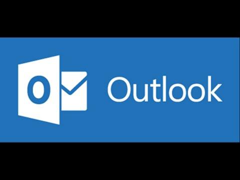 Outlook 2016 Escribir Enviar y Recibir Descargar Archivos
