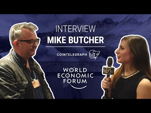 Mike Butcher   Media's Role in Blockchain and Cryptocurrency
