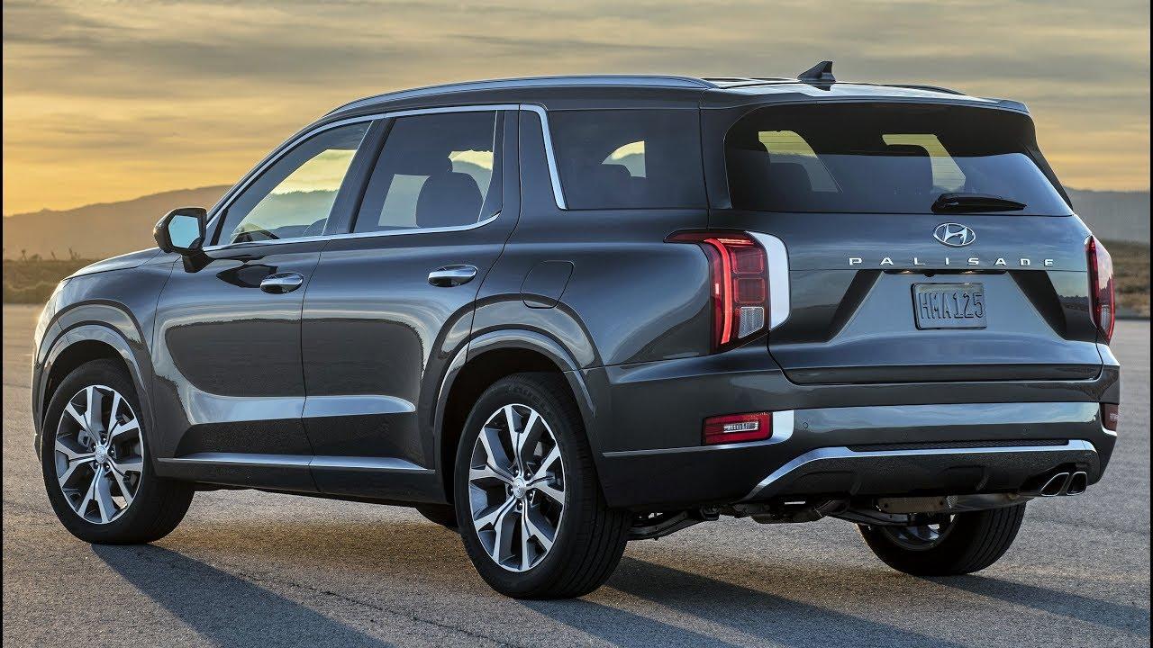 2020 Hyundai Palisade S Flagship Mid Size Suv Car Tv