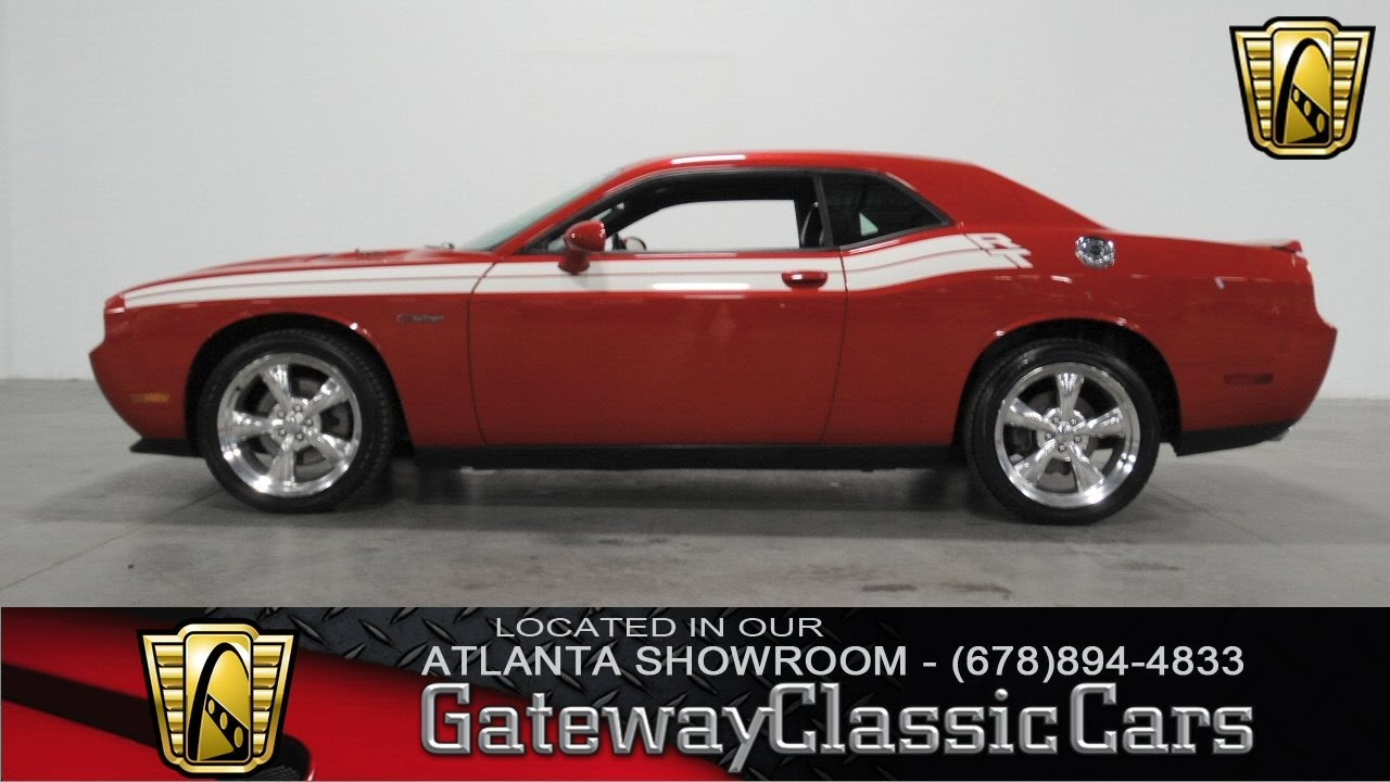 2011 Dodge Challenger R T Gateway Classic Cars Of Atlanta 239