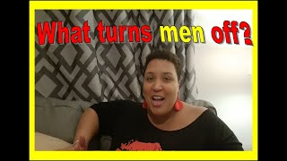 Dating Turn Offs (Part 2) - Biggest Turn Offs for Men! | Single Podcast | My Comfy Couch Ep. 6
