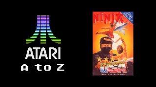KICKYKICKYKICK | Ninja | Atari A to Z