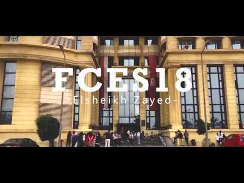 FCES Cairo university Zayed Branch - كلية التجارة جامعة القاهرة فرع الشيخ زايد