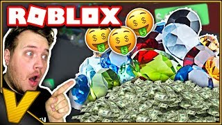 THOUSANDS, MILLIONS, BILLIONS OF DOLLARS RICH! 🤑 Ep. 1:: Ore Tycoon 2 Roblox english