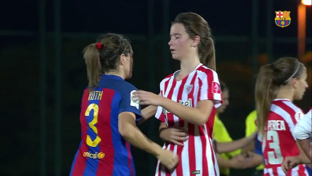 Resultado de imagen de barcelona vs athletic femenino