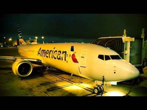 Is American Airlines' New Boeing 737MAX *REALLY* An Upgrade? (FIRST CLASS Review)