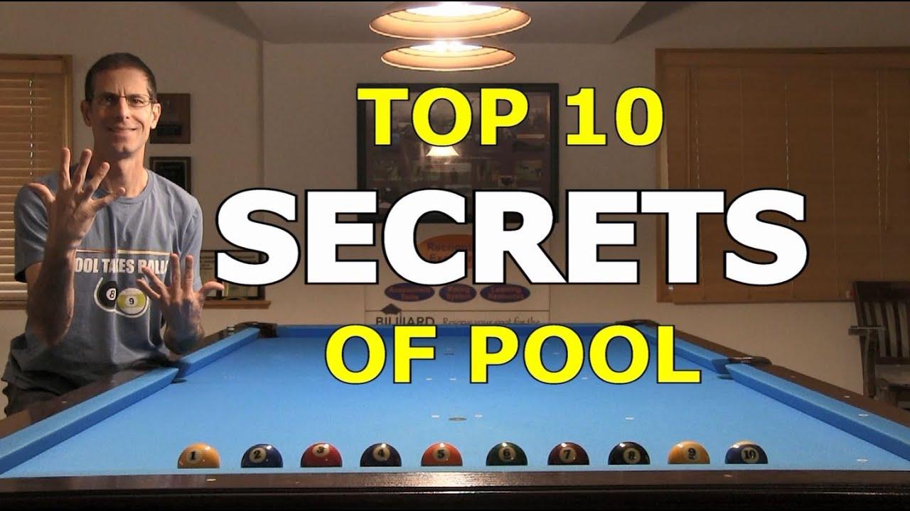 Top 10 SECRETS of Pool