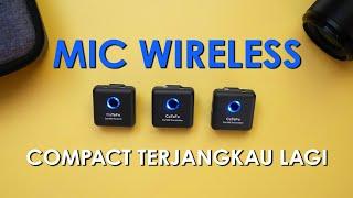 Download Bikin Produksi Makin Simpel Dan Terjangkau   Wireless Clip On Mic CaTeFo Star200 T2