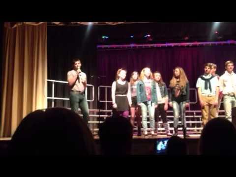 Frewsburg chorus