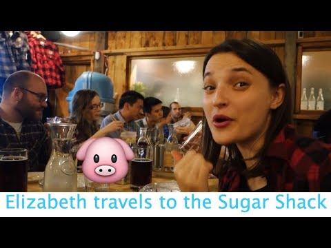 Best Sugar Shack in Quebec - Au Pied de Cochon Fancy Dinning