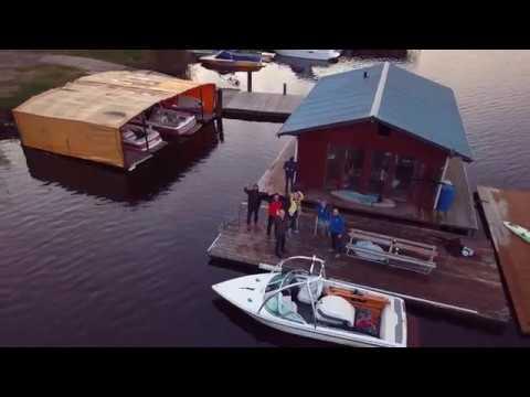 Waterski in Latvija-Dji Mavic Pro