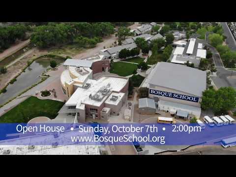 Bosque School Open House 2018