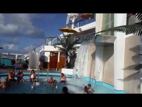 The Carnival Sunshine Spa Balcony cabin 11019 ~ September 2014