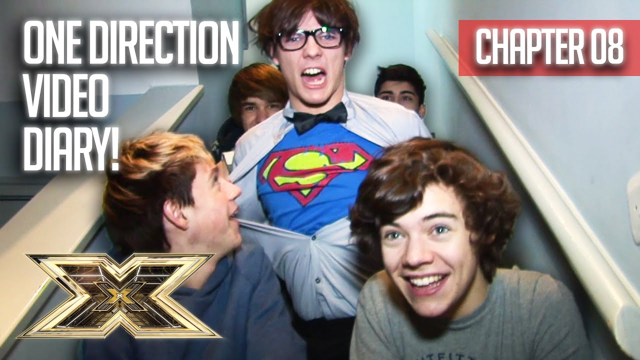 One Direction: The X Factor Diary | Chapter Eight | The X Factor UK