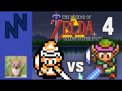 I've definitely beaten this game before - Zelda - Link to the Past - Race Against Yahweasel - Part 4