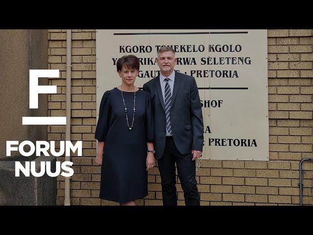 Forum Nuus: privaatvervolgingseenheid verwelkom skuldigbevinding van ouers wat baba mishandel