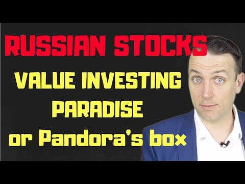 RUSSIAN STOCKS - 10% yields, PE ratios of 5 - buy?