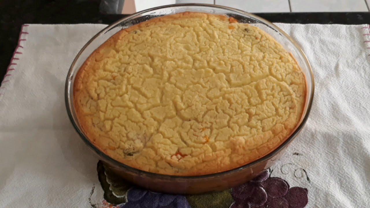 Download TORTA DE ARROZ COZIDO, sem farinha de trigo