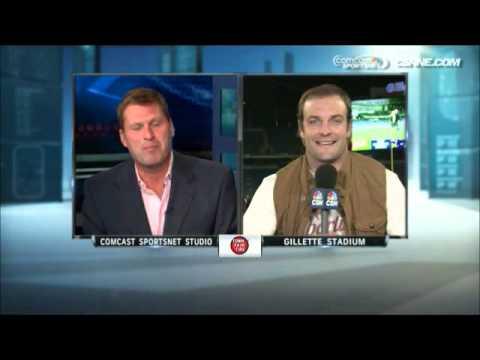 """Wes Welker Jokes: """"Nice to stick it in Bill Belichick"""