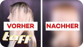 PFUSCH bei BALAYAGE – SOS: Einsatz der Beauty-Retter! | taff | ProSieben