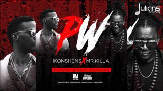 "Konshens & Mr Killa - PW (Kizomba Riddim Reloaded) ""2017 Soca"""