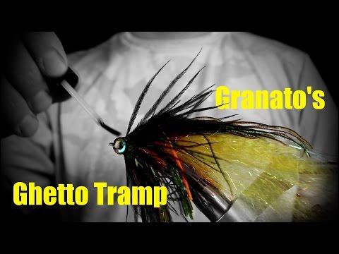 Fly Tying: Nick Granato's Ghetto Tramp