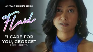 """""""I care for you, George"""" 