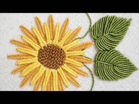 BRAZILIAN EMBROIDERY TUTORIALS: How to...