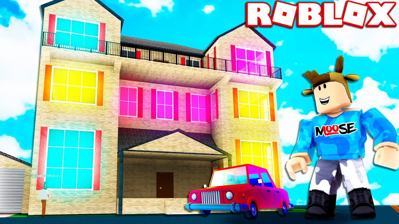 Download MODIFYING MY $10,000,000 MANSION! (Roblox Work At A Pizza Place)
