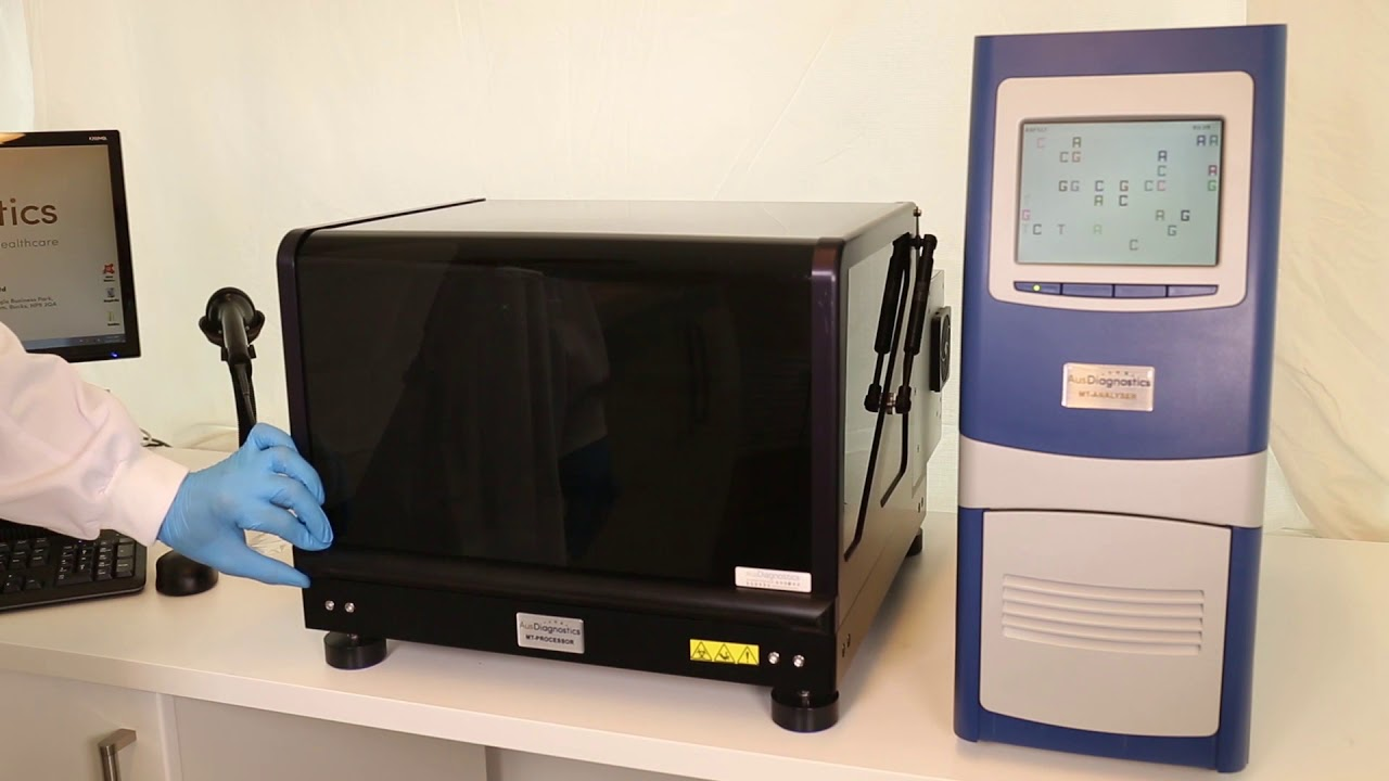 AusDiagnostics Systems and Reagents - YouTube